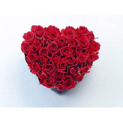 Купить на заказ Заказать Сердце 11 с доставкой по Богровое  с доставкой в Боровом