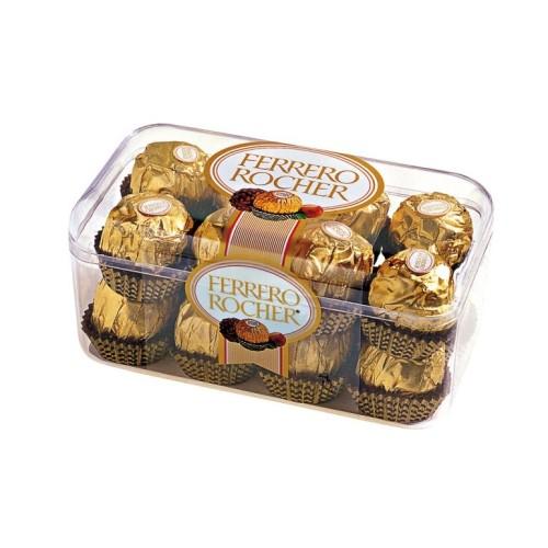 Купить на заказ Заказать Конфеты Ferrero Rocher с доставкой по Богровое  с доставкой в Боровом