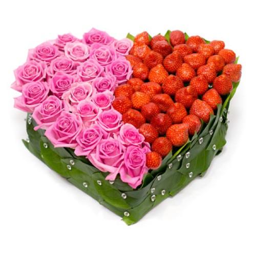 Купить на заказ Заказать Сердце 6 с доставкой по Богровое  с доставкой в Боровом