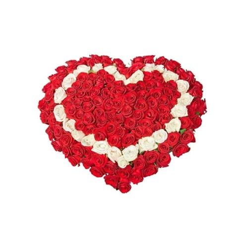Купить на заказ Заказать Сердце 7 с доставкой по Богровое  с доставкой в Боровом