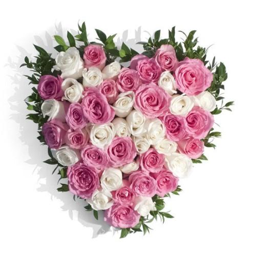 Купить на заказ Заказать Сердце 9 с доставкой по Богровое  с доставкой в Боровом