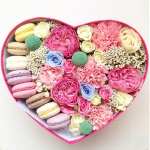 Купить на заказ Заказать Сердце 8 с доставкой по Богровое  с доставкой в Боровом