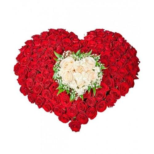 Купить на заказ Заказать Сердце 1 с доставкой по Богровое  с доставкой в Боровом