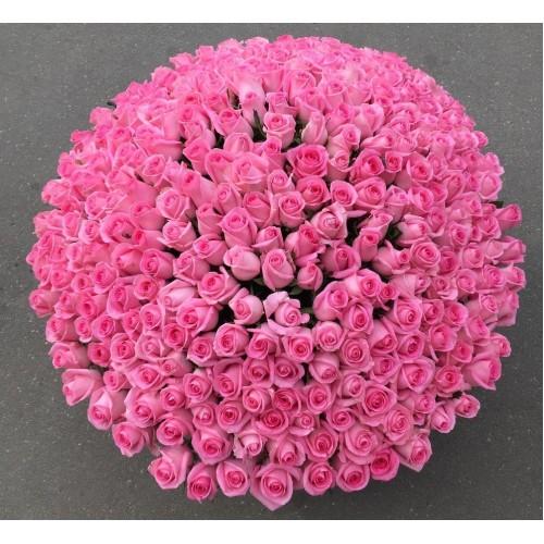 Купить на заказ Заказать 501  роза с доставкой по Богровое  с доставкой в Боровом