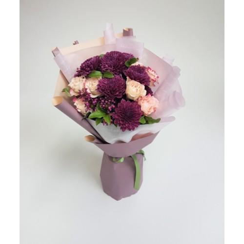 Купить на заказ Заказать Mini bouquet 5 с доставкой по Богровое  с доставкой в Боровом
