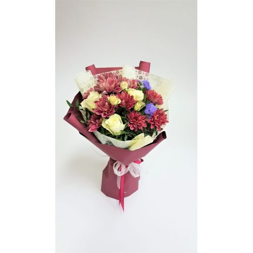 Купить на заказ Заказать Mini bouquet 7 с доставкой по Богровое  с доставкой в Боровом