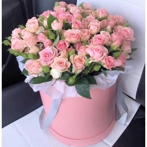 Купить на заказ Заказать Pink dream с доставкой по Богровое  с доставкой в Боровом