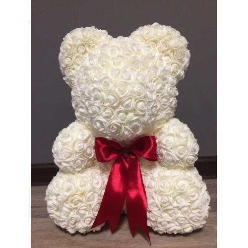 Купить на заказ Заказать Белый мишка с доставкой по Богровое  с доставкой в Боровом
