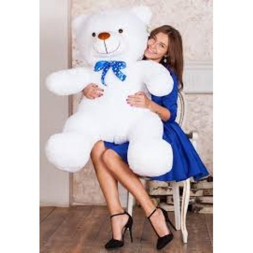 Купить на заказ Заказать Плюшевый мишка 140 см с доставкой по Богровое  с доставкой в Боровом