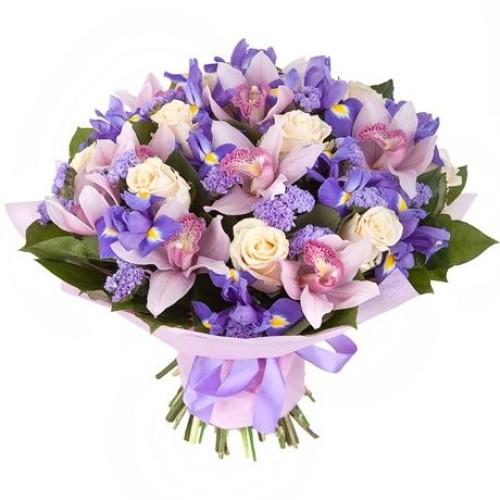 Купить на заказ Заказать Орхидеи с доставкой по Богровое  с доставкой в Боровом